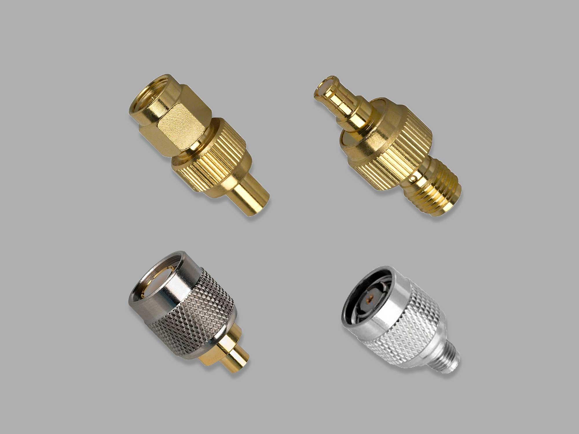 RF adapters